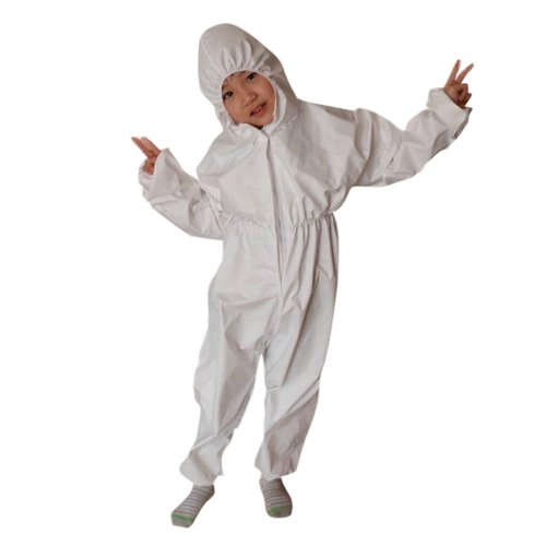 DISPOSABLE COVERALL FOR KIDS MYCK 7351