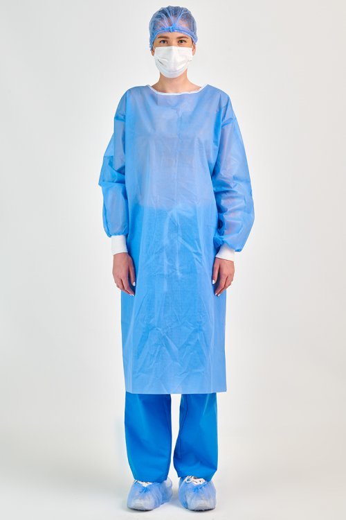 DISPOSABLE GOWN MYSS 7370