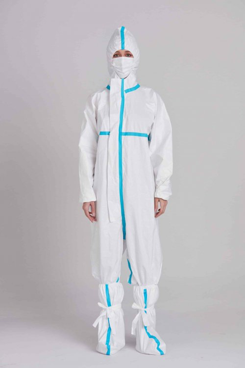PROTECTIVE COVERALL TYPE 3-4-5-6 MY 7314-7315